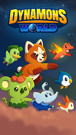 Dynamons World 1.5.3 screenshots 1