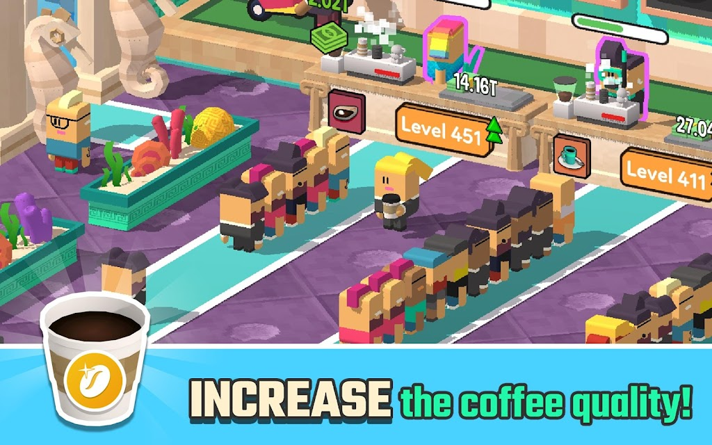 Idle Coffee Corp  poster 18