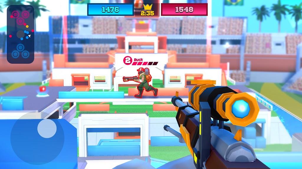 FRAG Pro Shooter MOD poster 3