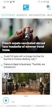 FRANCE 24 - Live international news 24/7 screenshot thumbnail