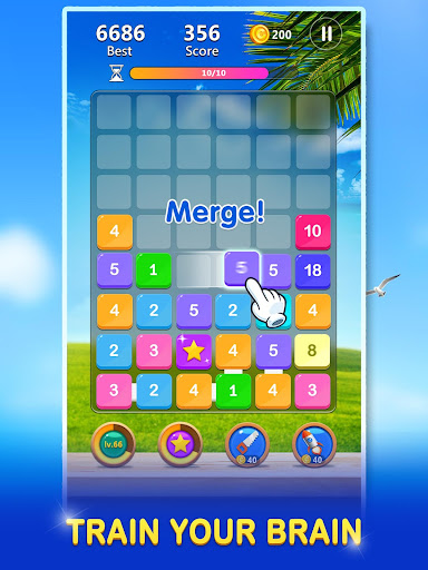 Drag n Merge: Quest  screenshots 7