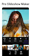 screenshot of Music video maker