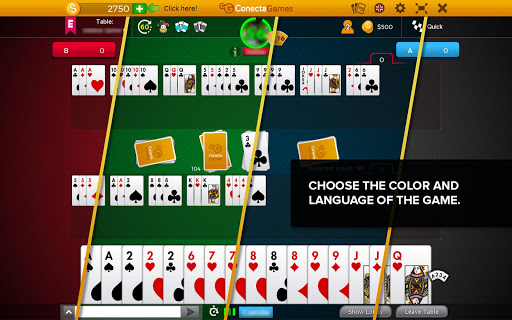 Hand and Foot Canasta apkmr screenshots 12