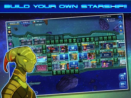 Pixel Starshipsu2122 0.980.1 screenshots 9