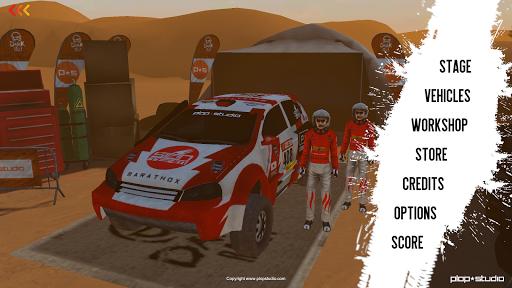 Dark Rally  screenshots 2