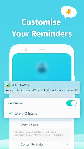 Plant Nannyu00b2 - Your Adorable Water Reminder 2.2.2.0 Screenshots 4