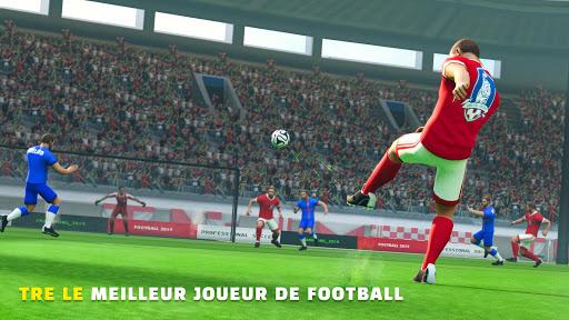 Code Triche Champion du tournoi de soccer mondial de grève  APK MOD (Astuce) screenshots 1