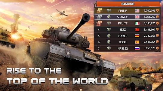 Furious Tank: War of Worlds 7