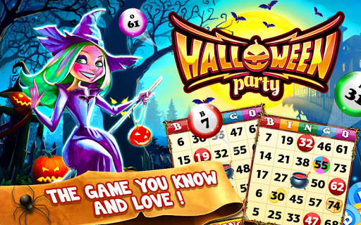 Halloween Bingo - Free Bingo Games 7.19.0 screenshots 12