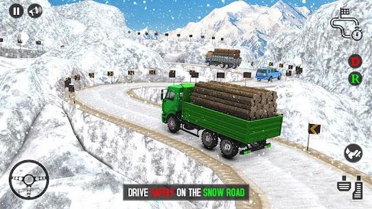 Cargo Indian Truck 3D – New Truck Games 1.15 APK Mod Latest Version 3