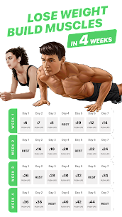 FitCoach: Personalized Fitness Arvostelu 1