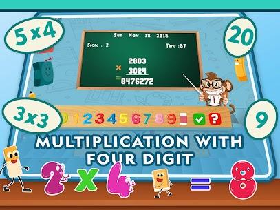 Free Math Multiplication games Quiz – Math Games 5