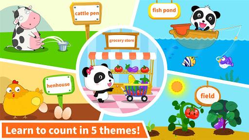 Baby Panda Learns Numbers  screenshots 4