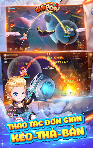 GunPow - Bu1eafn Gu00e0 Teen PK  screenshots 11