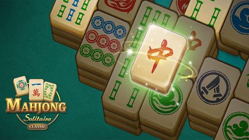 Mahjong Solitaire: Classic  screenshots 1