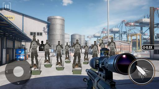 Sniper Shooting : Free FPS 3D Gun Shooting Game 1.0.7 screenshots 2