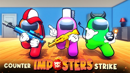 Counter Imposter Strike -Offline Shooting Games 1