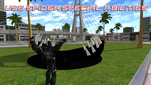 Spider Hero : Super Rope Man  screenshots 23