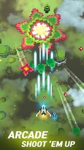 Sky Wings: Pixel Fighter 3D MOD Apk 2.5.4 (Unlimited Money) 1