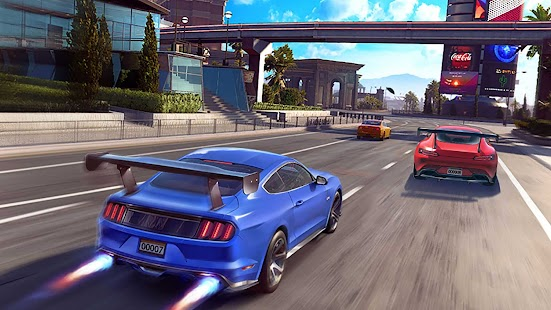 Street Racing 3D Screenshot