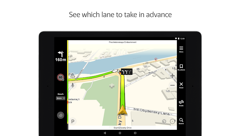 Yandex.Navigator  poster 6