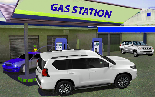 Modern Car Wash Service: Prado Wash Service 3D 1.0.5 screenshots 4