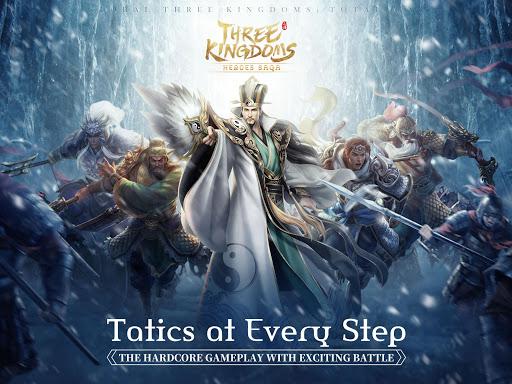 Three Kingdoms: Heroes Saga  screenshots 6