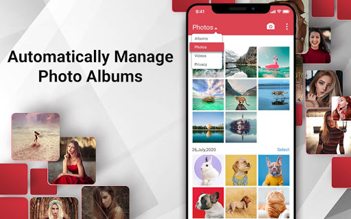 Photo Gallery & Album android2mod screenshots 2