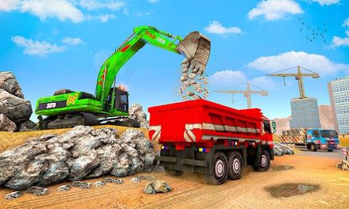 Utility Construction Machines: Construction City 3