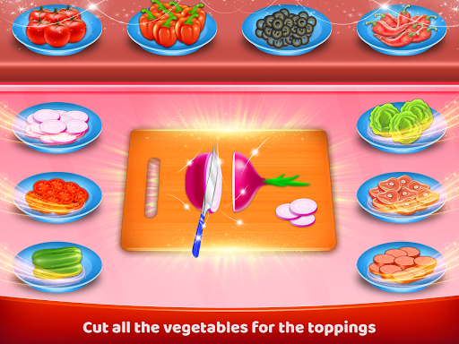 Pizza Cooking Kitchen Game 0.3 screenshots 3