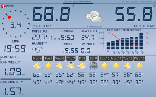 Weather Station 4.7.9 screenshots 8