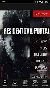 Resident Evil Portal 1