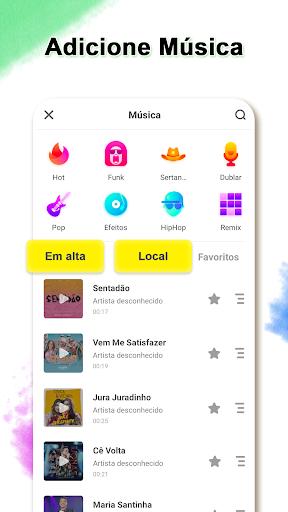 VStatus - Compartilhe Vu00eddeos, Baixe Status  Screenshots 5