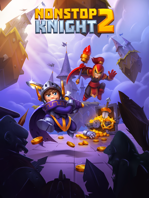 Nonstop Knight 2 - Action RPG  poster 4