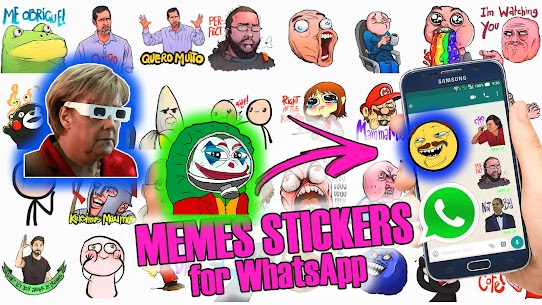 Free Troll Funny Face Memes Stickers for WAStickerApps Apk Download 2021 4