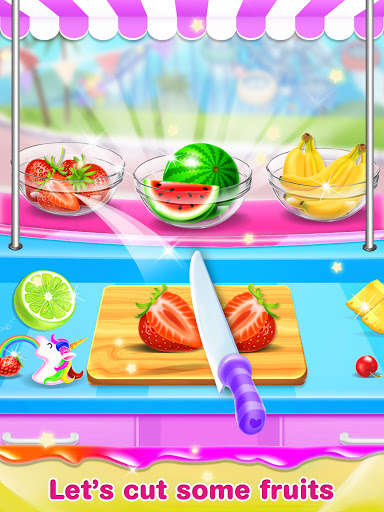 Unicorn Ice Slush Maker 14 Screenshots 7