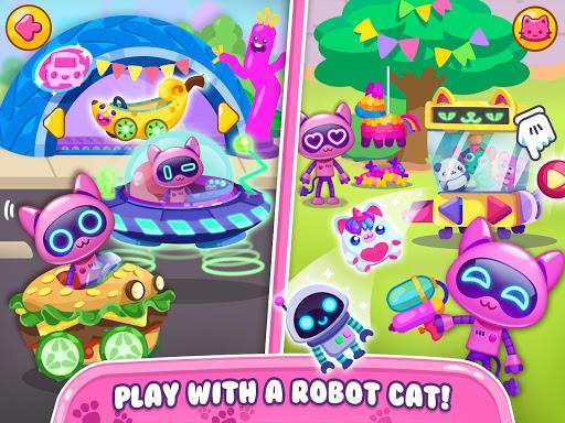 Little Kitty Town - Collect Cats & Create Stories  Screenshots 16