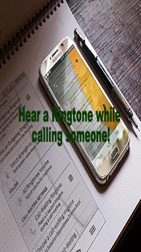 Call Music (Free CRBT - Caller Ring Back Tone)  screenshots 2