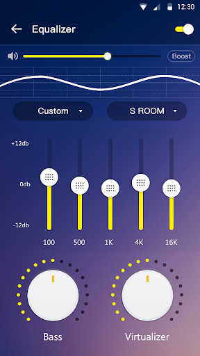 Music Player - Audio Player & Music Equalizer android2mod screenshots 3