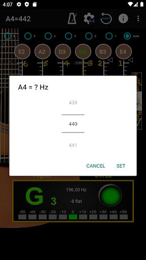 GuitarTuner - Tuner for Guitar apktram screenshots 5