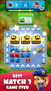 Traffic Jam Car Puzzle Legend Match 3 Puzzle Game 1