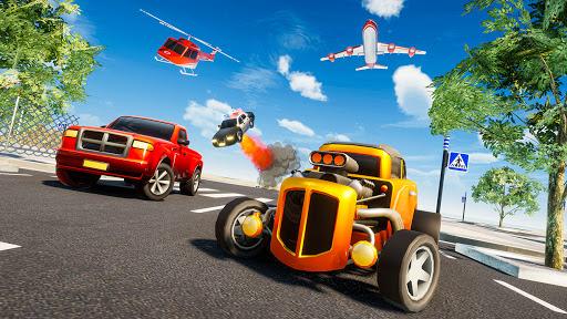 Mini Car Games: Police Chase  screenshots 4