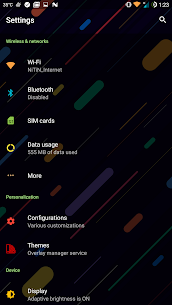 [Substratum] Pastel Dark Theme v3.6 [Patched] 3