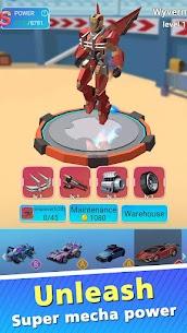 Clash of Autobots : Wild Racing 5