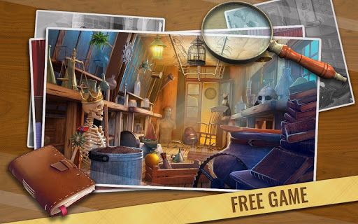 Sherlock Holmes Hidden Objects Detective Game 3.07 screenshots 12