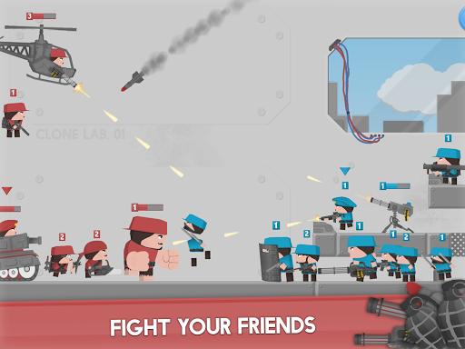 Clone Armies: Tactical Army Game  screenshots 11