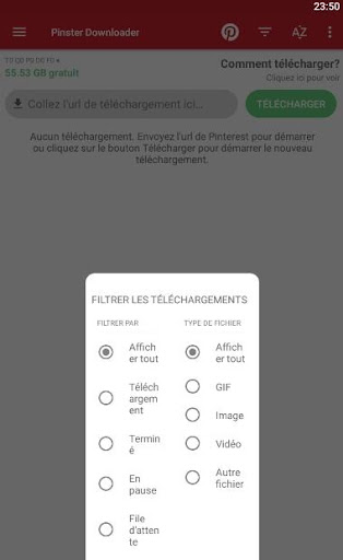 Pinterest Video Downloader 1.1.1 screenshots 6