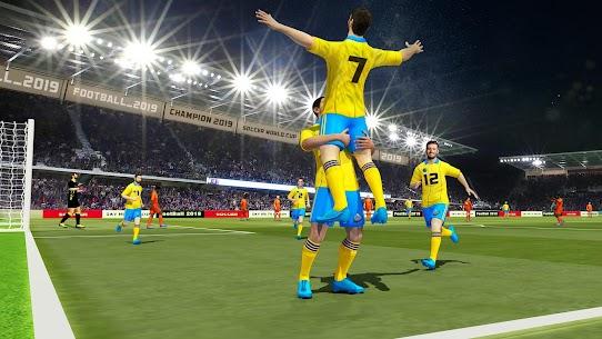 Soccer ⚽ League Stars: Football Games Hero Strikes 4