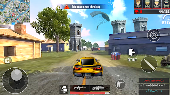 Clash Squad Free Fire Battleground Survival 3d 1 4 Apk Mod Unlimited Money For Android