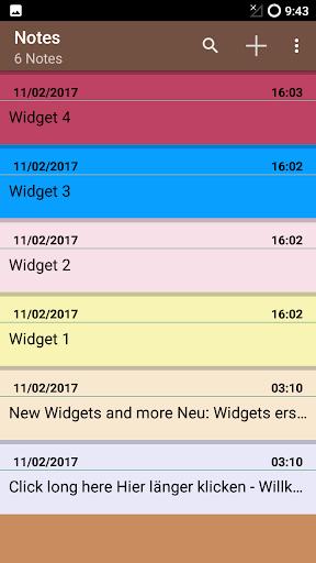Notes app Android apktram screenshots 1